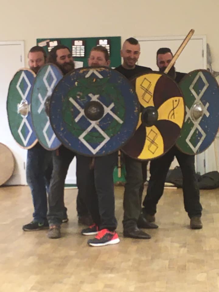 Members learn to fight together as one unit