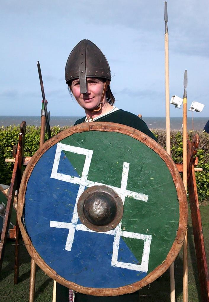 Viking Sheildmaiden